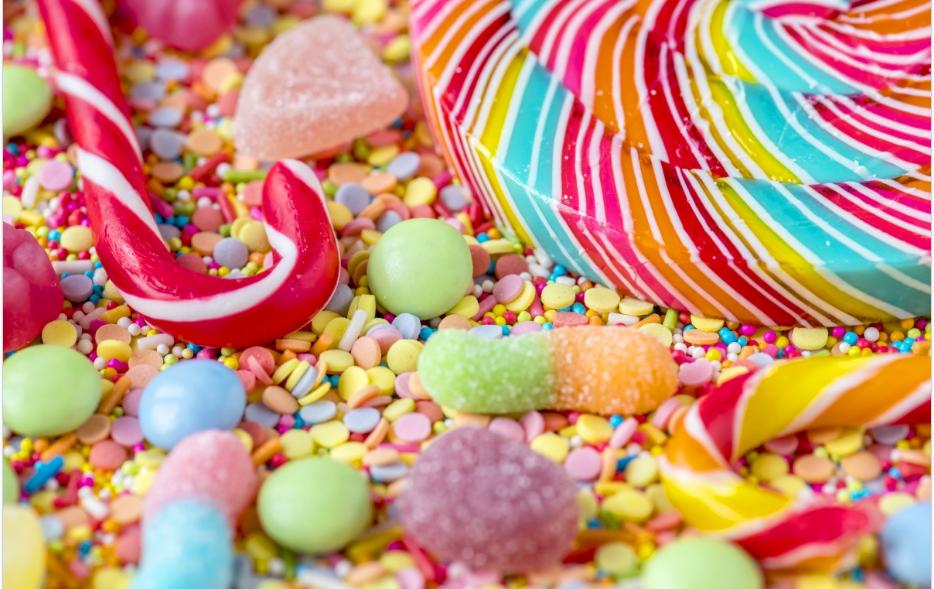 Süßigkeiten online bestellen