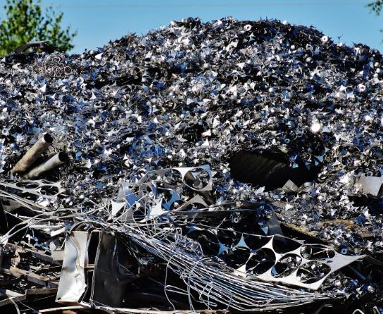 Elektroschrott Recycling